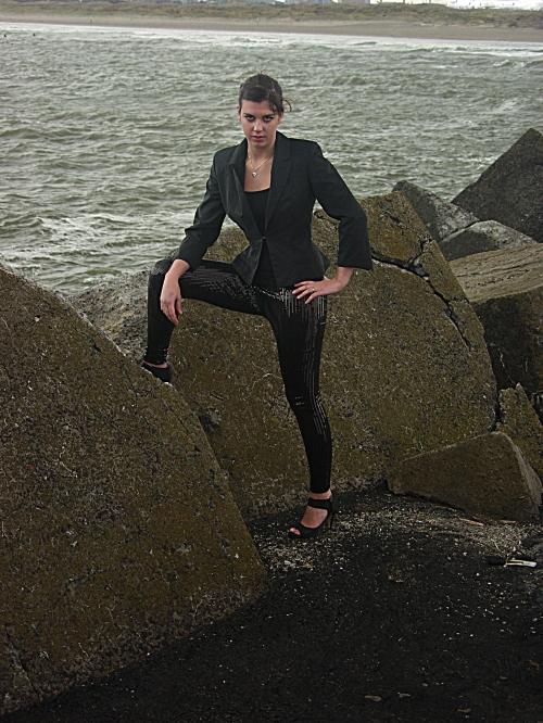 Fotography: Gabriëlle Koster, Model: Rianne Quakkelaar